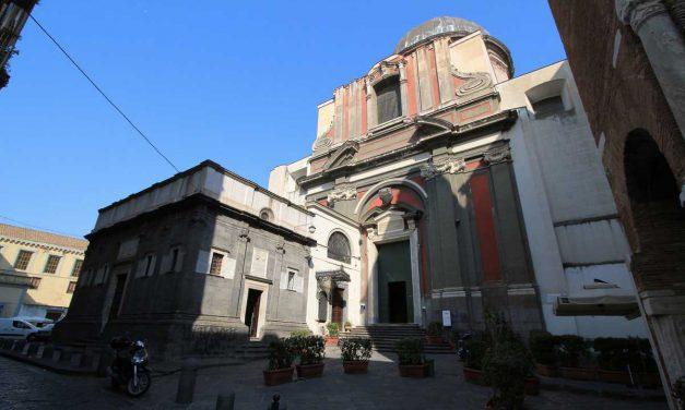 Inedito percorso sotterraneo alla Basilica della Pietrasanta a Napoli