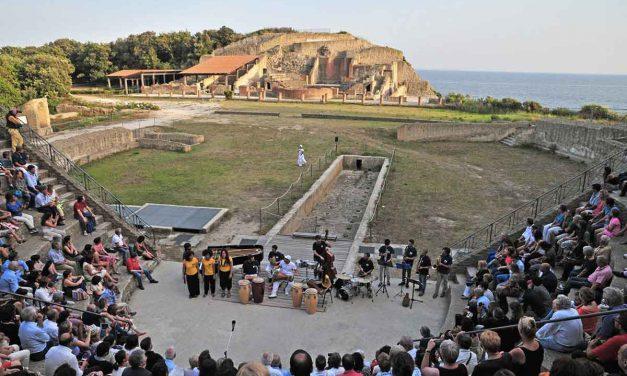 Suggestioni all'Imbrunire 2021, concerti e spettacoli al Parco del Pausilypon