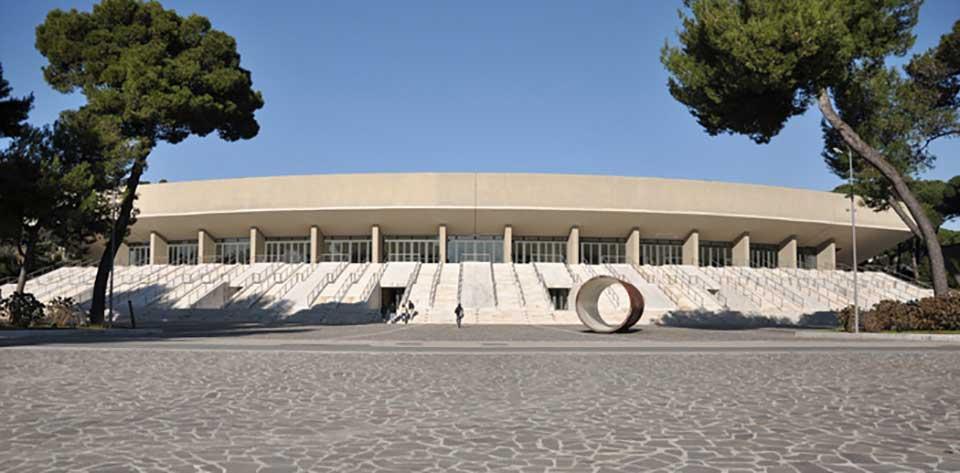 Arena Flegrea Napoli - Naples Noisy Fest