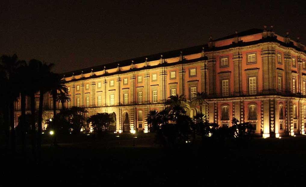 Notte al Museo - Napoli