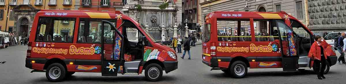 City Sightseeing Duomo