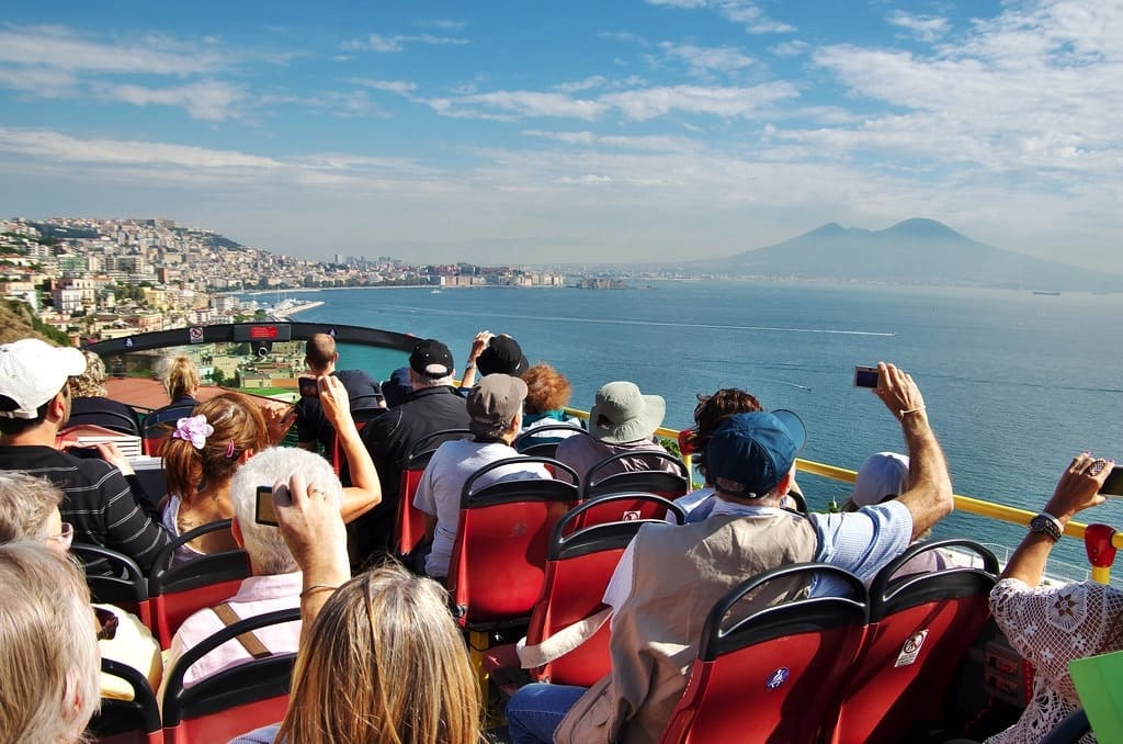 City Sightseeing Napoli