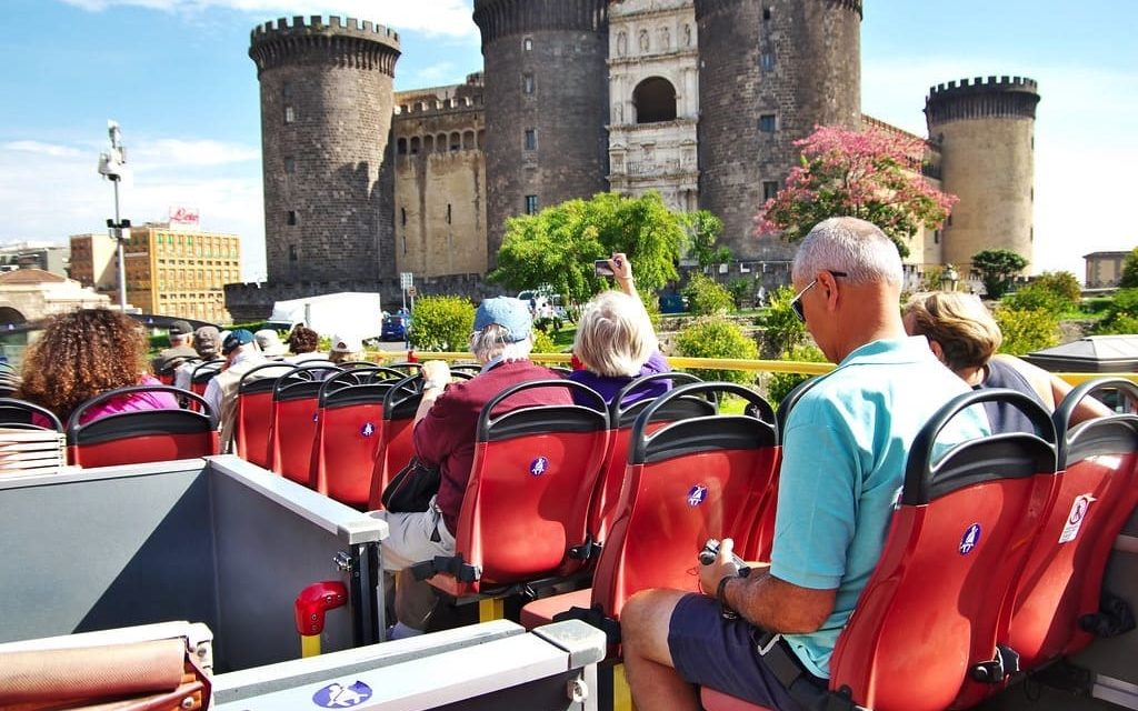 City Sightseeing Napoli, tour in autobus panoramico