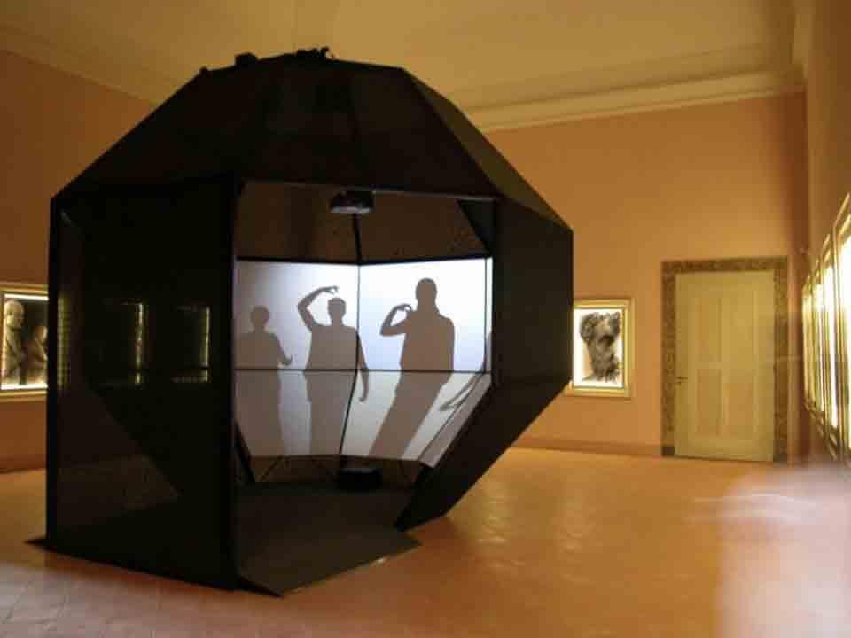 Herculanense Museum: Lanterna Maggica