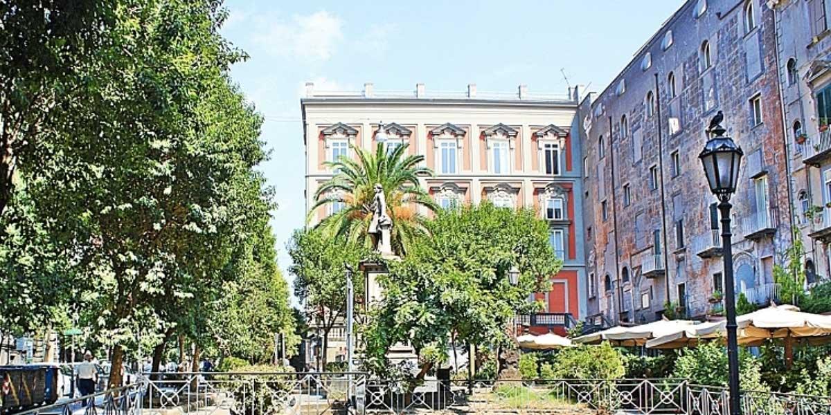 Festa della Repubblica - Piazza Bellini Napoli