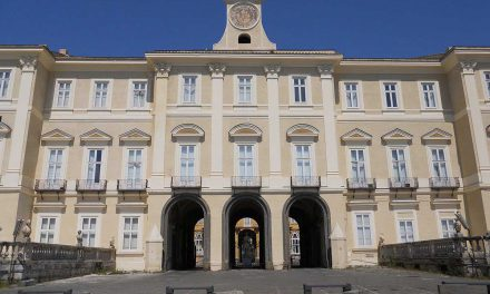 Herculanense Museum alla Reggia di Portici