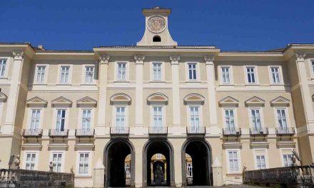 Reggia di Portici, residenza reale dei Borbone