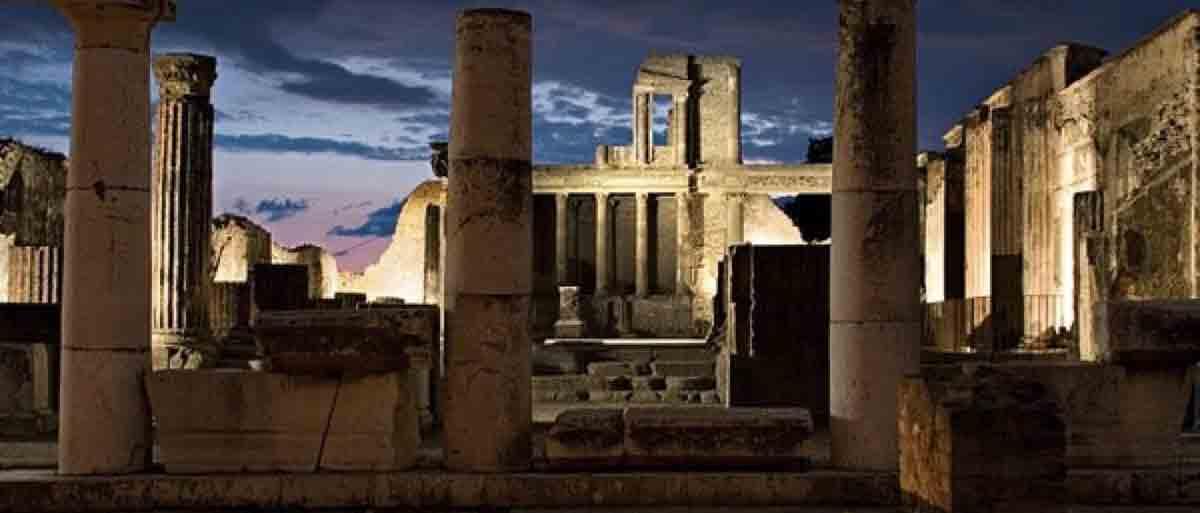 Estate 2018, tornano le visite notturne a Pompei, Oplontis e Boscoreale