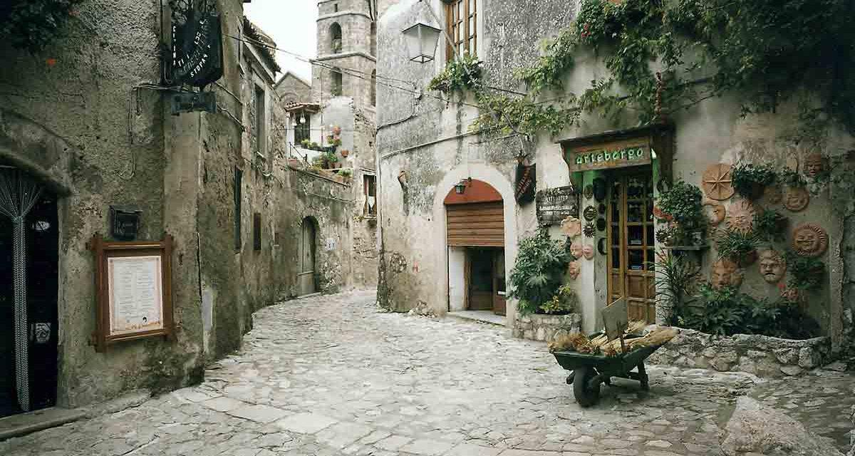 Serate al Borgo di Casertavecchia