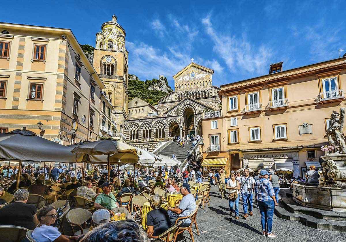 Amalfi - Napoli
