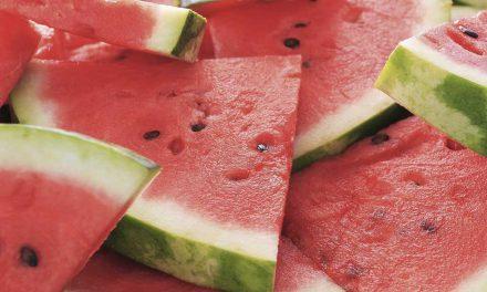 Anguria… il melone d'acqua napoletano