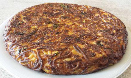 La Frittata di maccheroni, piatto tipico napoletano