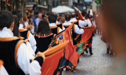Giostra dei Sedili 2017: Napoli torna al Medioevo