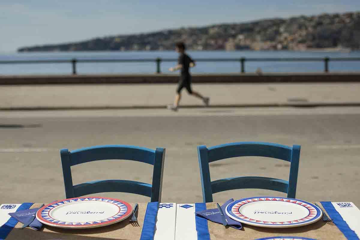 Pranzo domenicale a Napoli