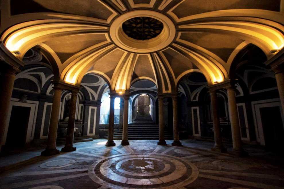 Napoli Insolita : Real Casa Santa dell'Annunziata