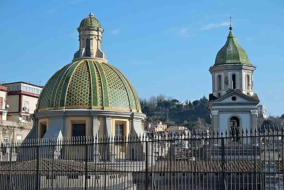Santa Maria della Sanita cupola