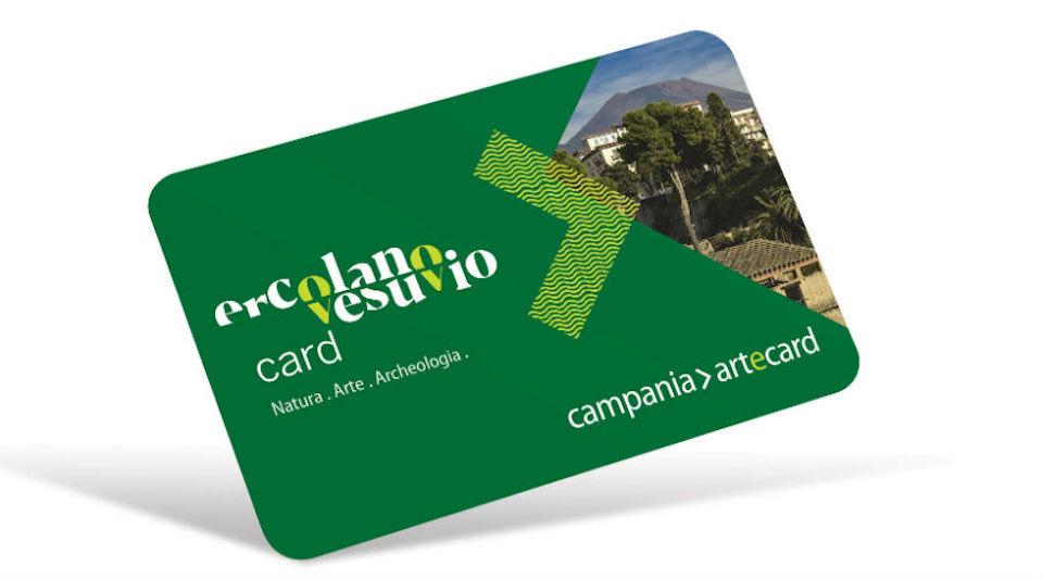 Card Ercolanovesuvio