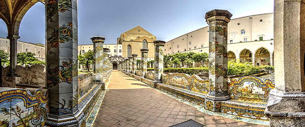 Giornate Europee del Patrimonio: Chiostro di Santa Chiara
