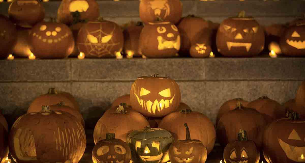 Halloween Napoli.Halloween 2018 Gli Eventi In Programma A Napoli Napoli Turistica