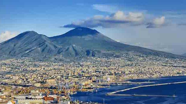 Napoli Giornata nazionale del Trekking Urbano 2017