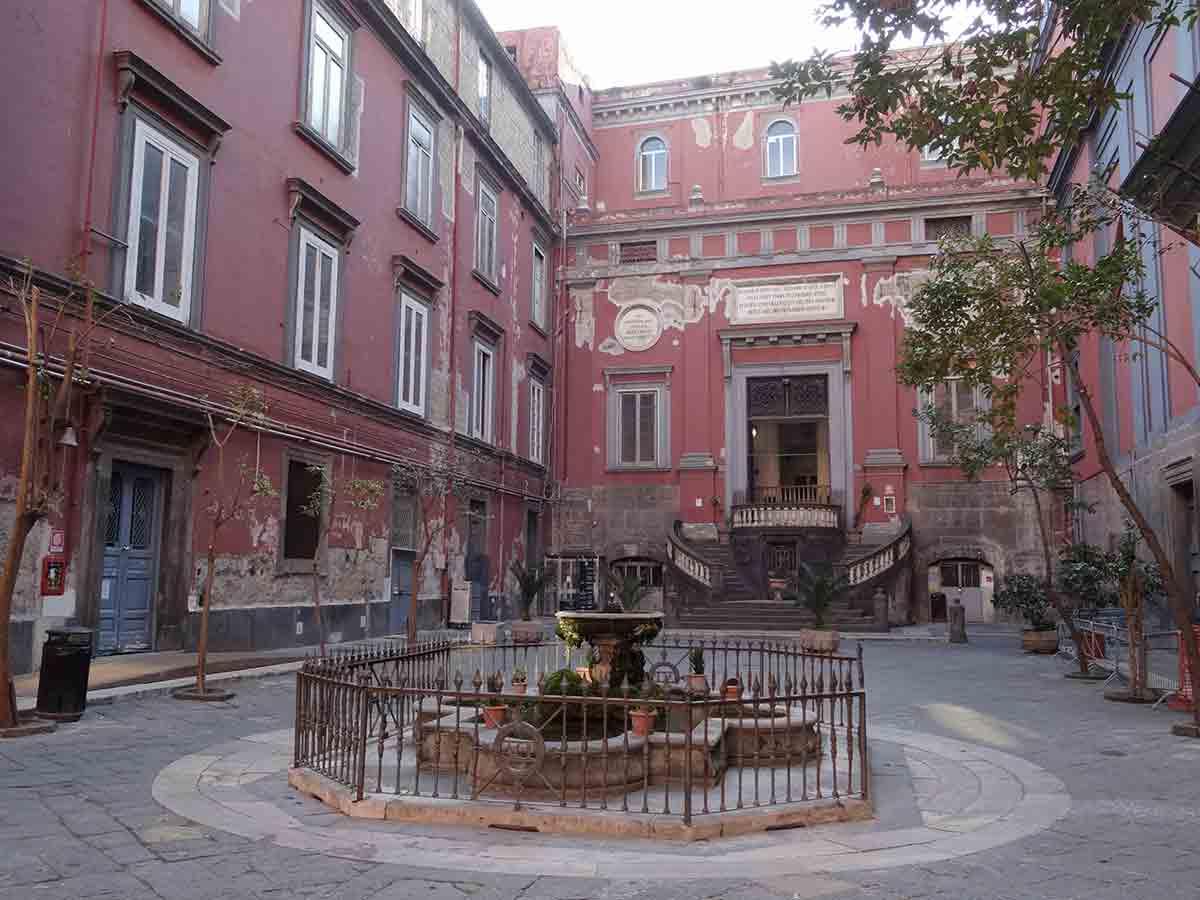 Forcella - Real Casa dell'Annunziata