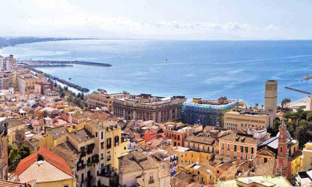 Salerno porta d'accesso alla Costiera Amalfitana