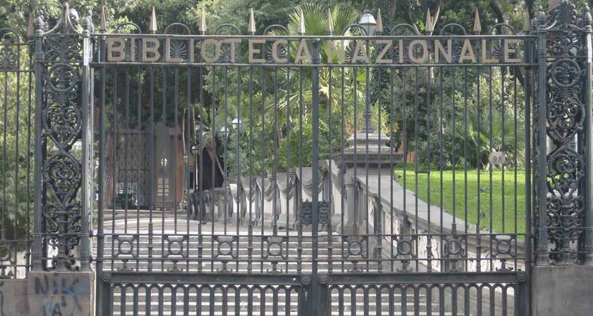 Domenica di Carta 2018 a Napoli con biblioteche ad ingresso gratuito