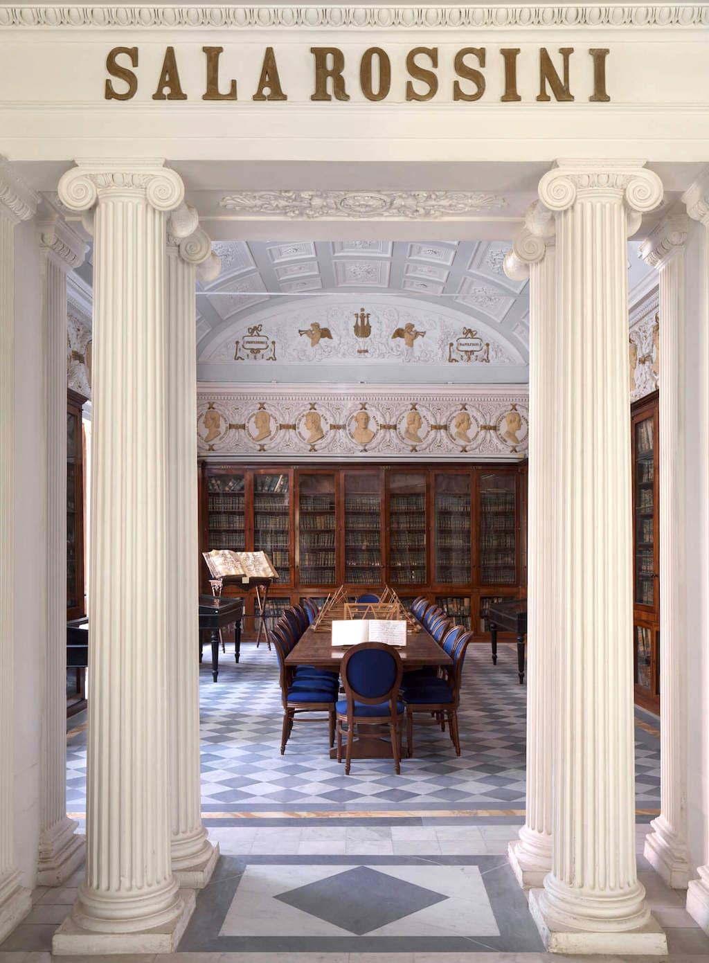 Conservatorio Sala Rossini - San Pietro Majella