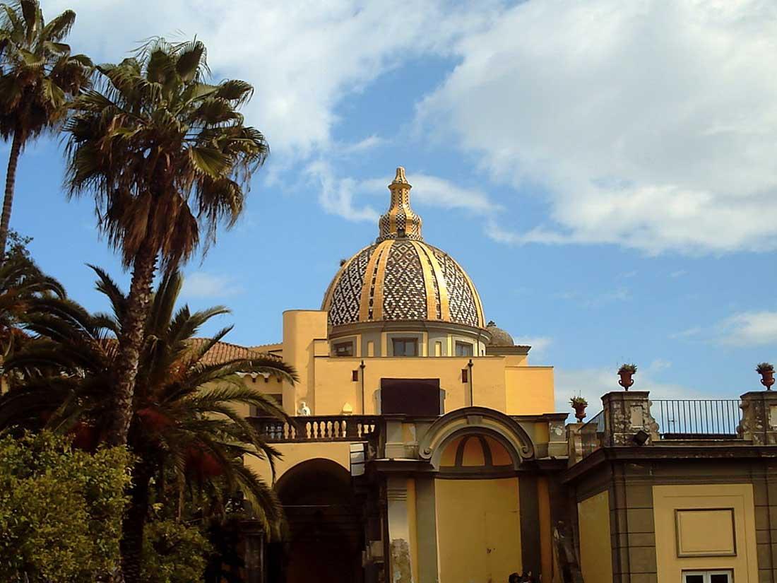 Cupola della Chiesa di San Marcellino, Napoli