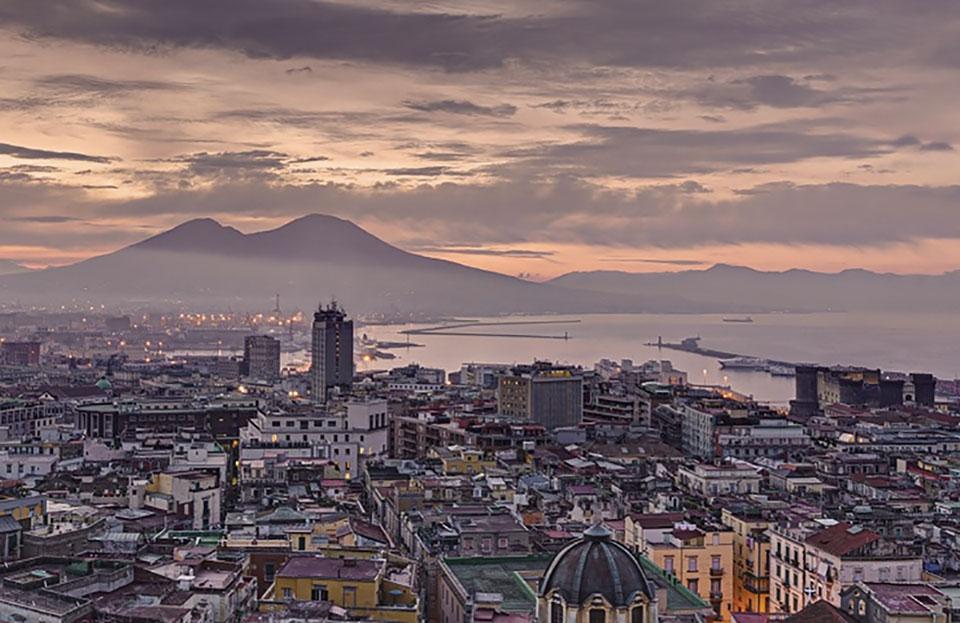 I luoghi da cui ammirare il più bel panorama di Napoli