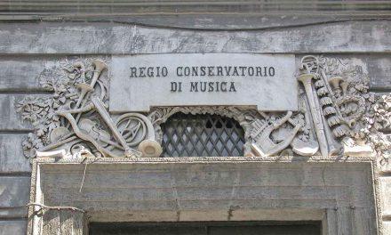 Conservatorio di San Pietro a Majella a Napoli