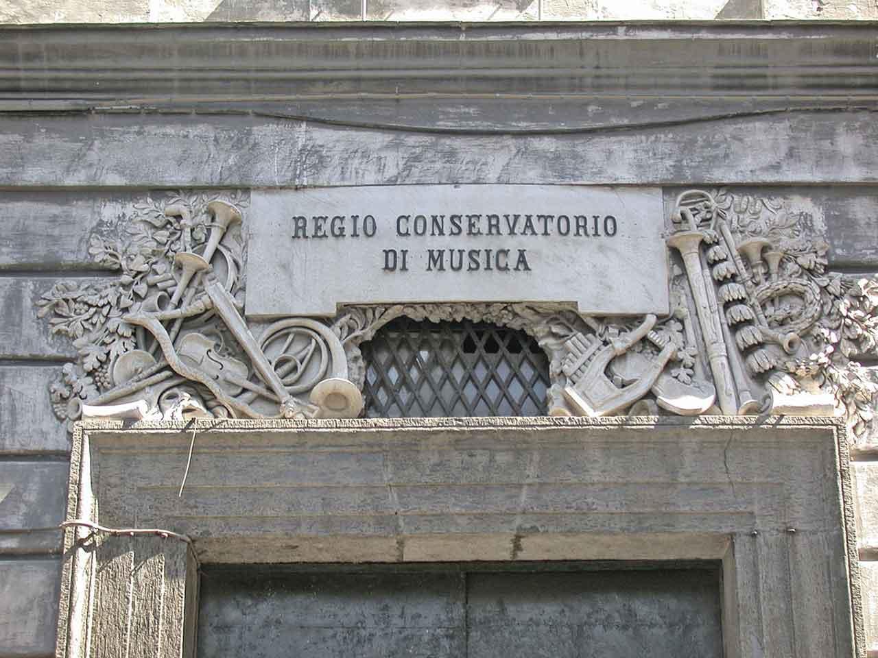 Conservatorio San Pietro a Majella - Napoli