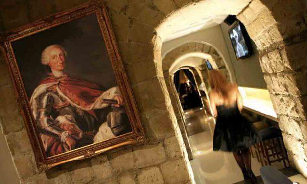 Archivio storico al Vomero diventa un ristorante