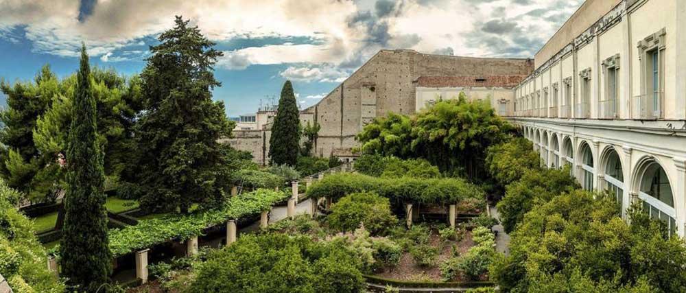 Università Suor Orsola Benincasa - La cittadella Monastica