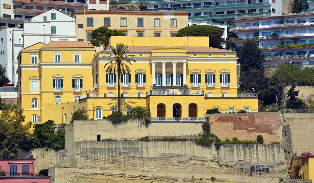 Universita Parthenope - Villa Doria d'Angri