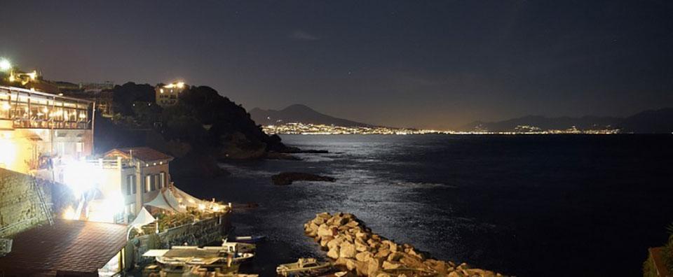 Panorama di Marechiaro di Notte