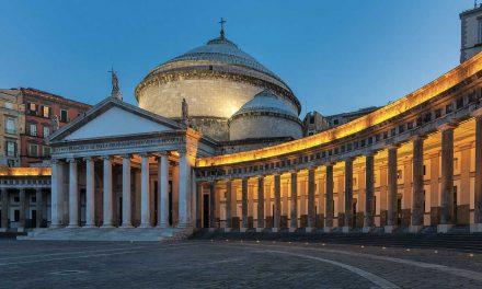 Notte d'Arte 2017 nel centro storico di Napoli