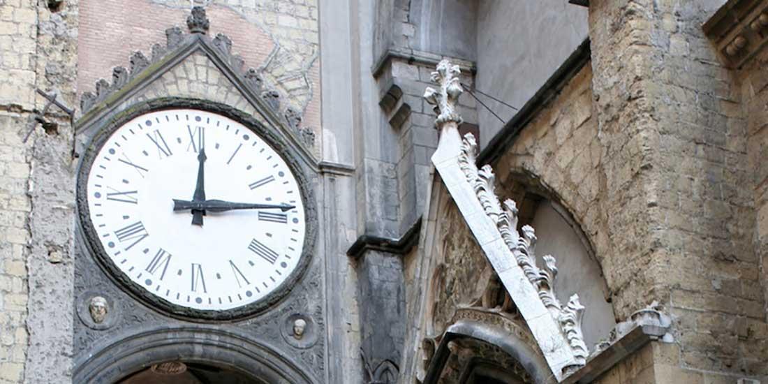 Napoli Chiesa di Sant Eligio Maggiore