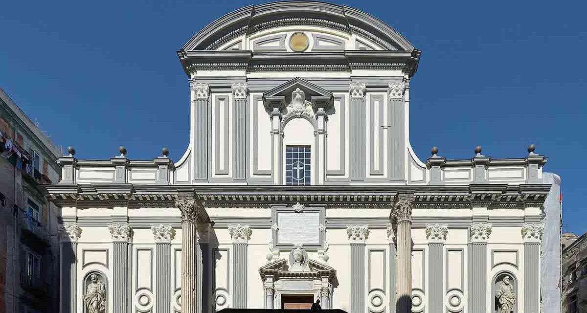 Basilica di San Paolo Maggiore, Napoli