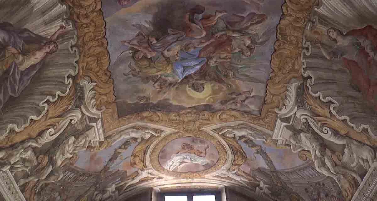 Cappella dei Giustiziati sede della Compagnia dei Bianchi della Giustizia
