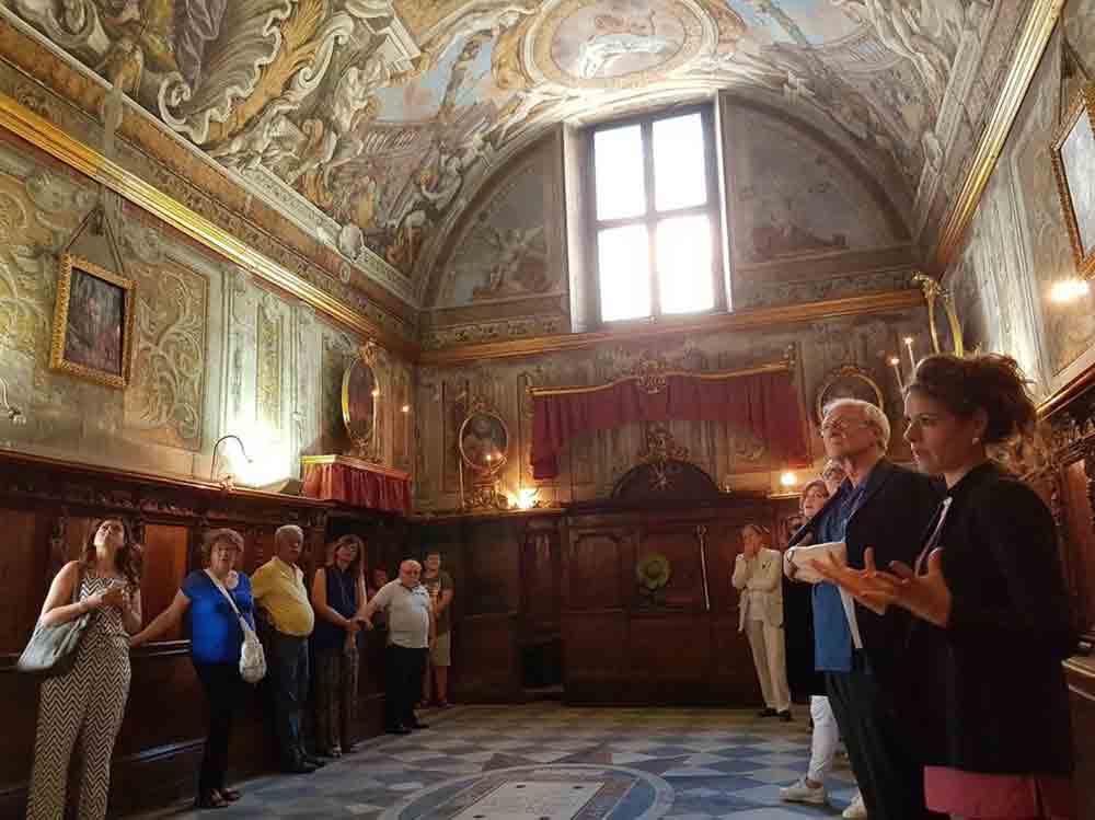 Cappella dei Bianchi di Giustizia Napoli
