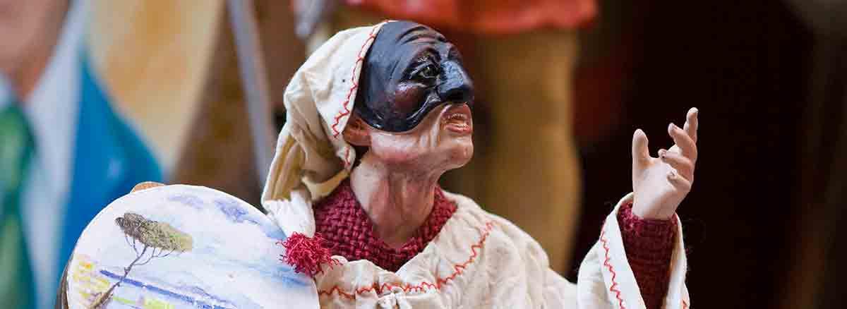 Storia e origini della maschera di Pulcinella