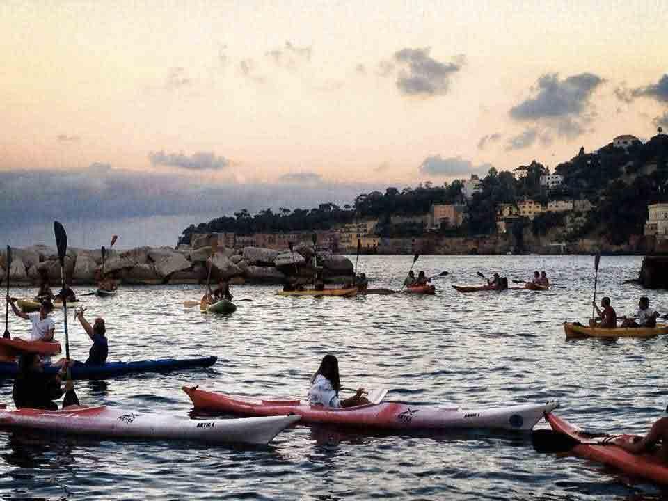 Napoli Kayak