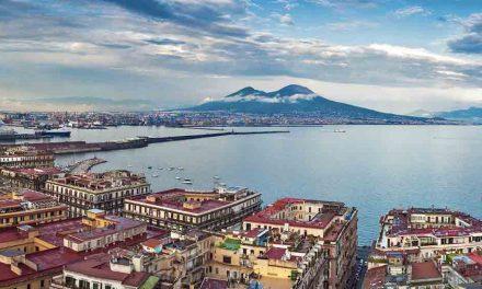 Napoli una città dai mille volti