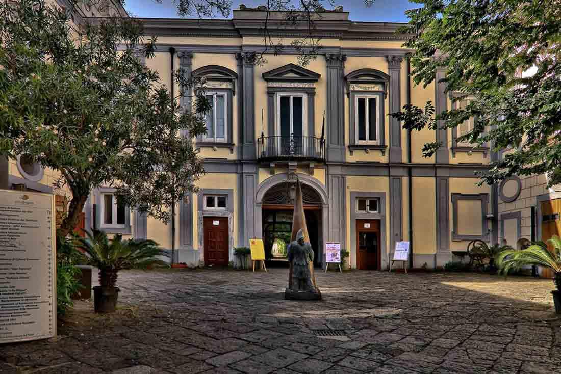 Villa Bruno San Giorggio a Cremano