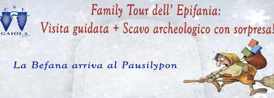 Family Tour dell'Epifania