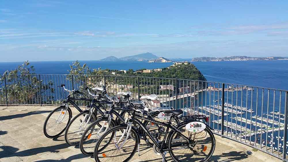 Bicicletta a Napoli noleggio