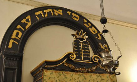 Visita alla Sinagoga di Napoli nel Palazzo Sessa