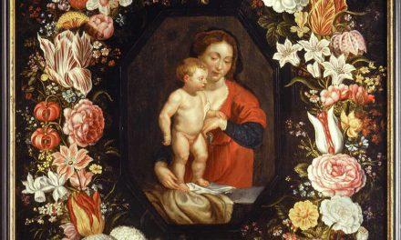 La Madonna col bambino di Rubens, un capolavoro in trasferta a Napoli