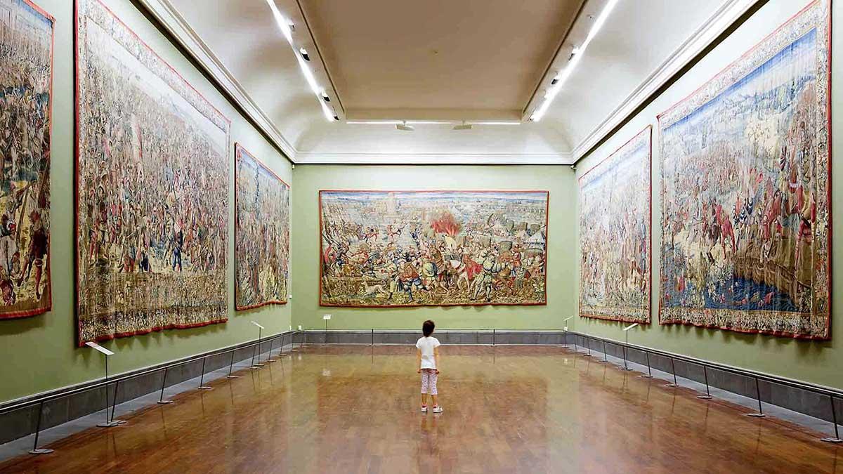 Musei di Napoli - Museo di Capodimonte Collezione dAvalos